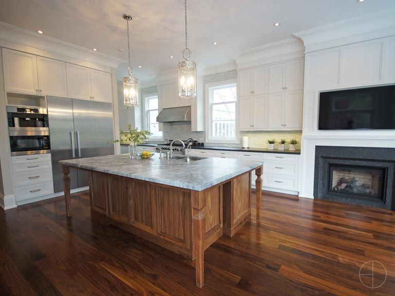 Completed by our residential division www.EtheringtonDesigns.ca