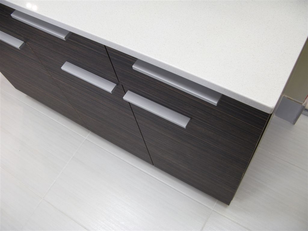 Custom commercial cabinetry and storage